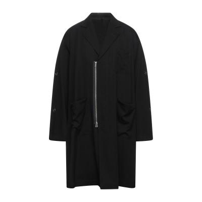 TAKAHIROMIYASHITA THESOLOIST. ライトコート ブラック 46 ウール 100% / レーヨン ライトコート