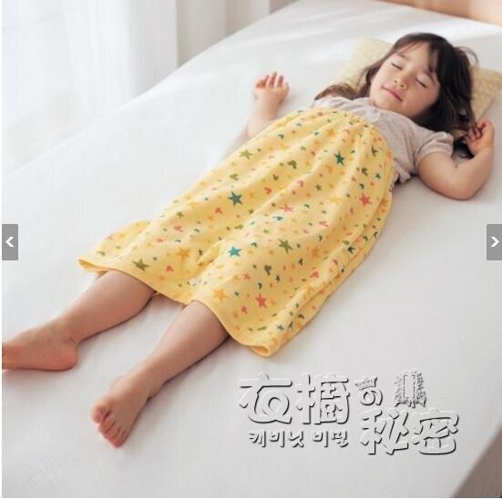 寶寶防尿床墊隔尿裙嬰兒隔尿訓練褲防漏可洗純棉防水兒童戒夜尿墊
