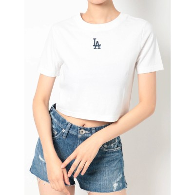 【公式】GYDA(ジェイダ)GYDA×MLB ショートTシャツ