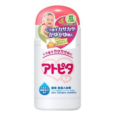 丹平製薬アトピタ 薬用保湿入浴剤 本体 500g 1個 丹平製薬