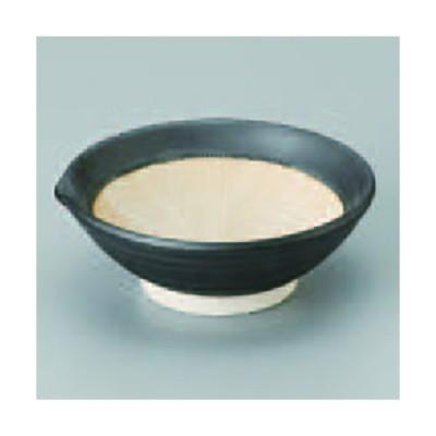 黒マット3.6スリ平小鉢 086-16-234