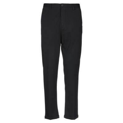 OUTFIT パンツ ブラック 52 ポリエステル 95% / ポリウレタン 5% パンツ