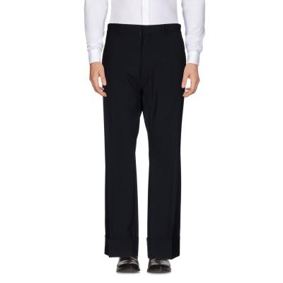 ディースクエアード DSQUARED2 パンツ ブラック 46 95% バージンウール 5% ポリウレタン パンツ