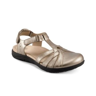 アース サンダル シューズ レディース Women's Sierra Sandal Platinum