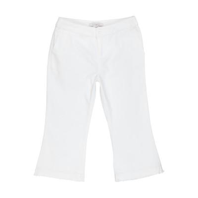 シルビアンヒーチ SILVIAN HEACH パンツ ホワイト 10 コットン 98% / ポリウレタン 2% パンツ