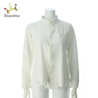 アナログライティング シャツブラウス サイズL レディース 美品 ホワイト系 シャツ・ブラウス 新着 20200919