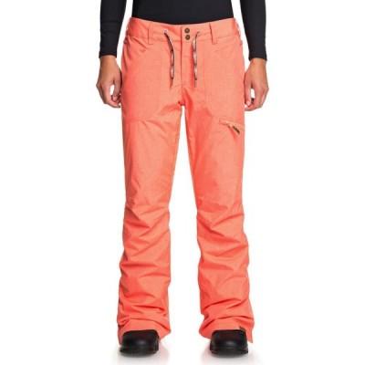 ロキシー Roxy レディース スキー・スノーボード ボトムス・パンツ Nadia Snowboard Pants Living Coral