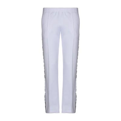 KAPPA x FAITH CONNEXION パンツ ホワイト S ポリエステル 92% / ポリウレタン 8% パンツ