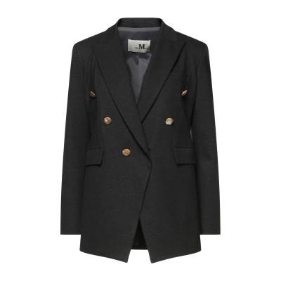 THE M.. テーラードジャケット スチールグレー XS レーヨン 60% / ナイロン 35% / ポリウレタン 5% テーラードジャケット