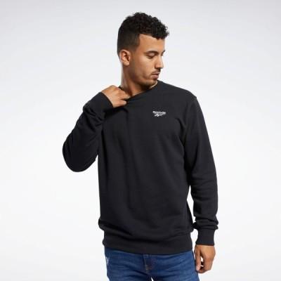 セール価格 返品可 リーボック公式 スウェット(トレーナー) Reebok クラシックス ベクター クルー スウェットシャツ / Classics Vector Crew Sweatshirt