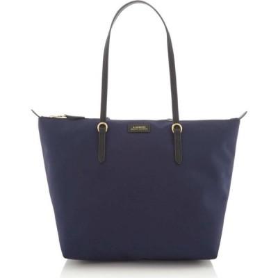 ラルフ ローレン Lauren by Ralph Lauren レディース トートバッグ バッグ Chadwick Medium Shopper Bag Navy