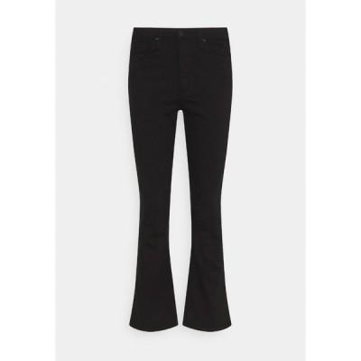 ラグアンドボーン デニムパンツ レディース ボトムス NINA  - Flared Jeans - black