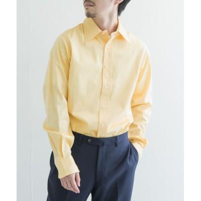 URBAN RESEARCH/アーバンリサーチ 【別注】 FSC×INDIVIDUALIZED SHIRTS PINPOINT OX DRESS YELLOW 15.5