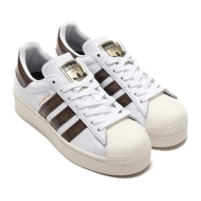 アディダス adidas スニーカー スーパースター ボルド (FOOTWEAR WHITE/OFF WHITE/CORE BLACK) 20SS-S at20-c