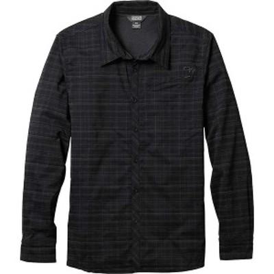 アウトドアリサーチ メンズ シャツ トップス Outdoor Research Men's Rocketman Shirt Black