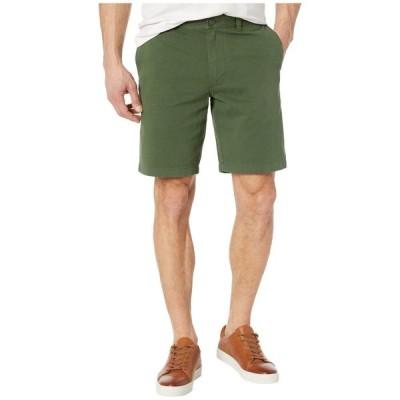 ジェイクルー J.Crew メンズ ショートパンツ ボトムス・パンツ 9' Garment-Dyed Chino Shorts Sierra Green
