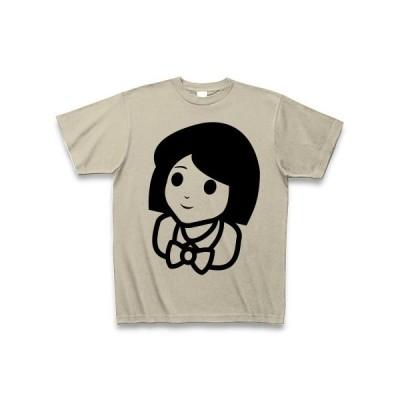 アイドルの素No.5 Tシャツ(シルバーグレー)