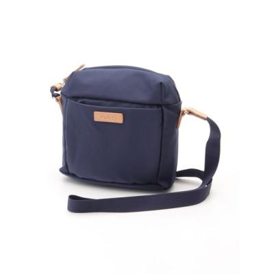 Y'SACCS(bag) (イザック(バック)) レディース 軽量ナイロンカジュアルポシェット ネイビー FREE