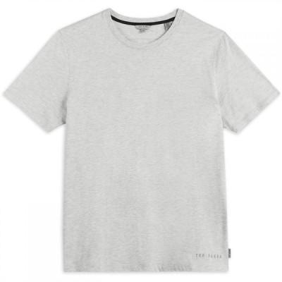 テッドベーカー Ted Baker メンズ Tシャツ トップス Only Regular Fit T-Shirt GREY MARL