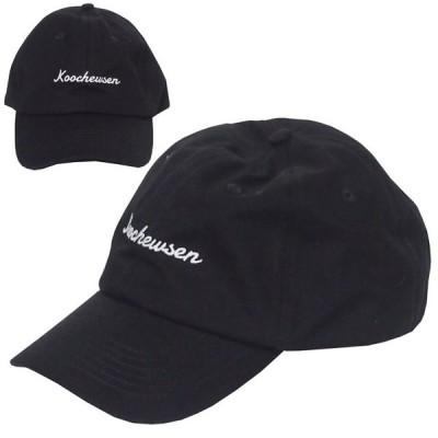 Koochewsen オリジナルキャップ 帽子 ブラック