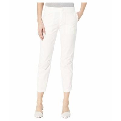 サンクチュアリー カジュアルパンツ ボトムス レディース Formation Crop Pants White Jasmine