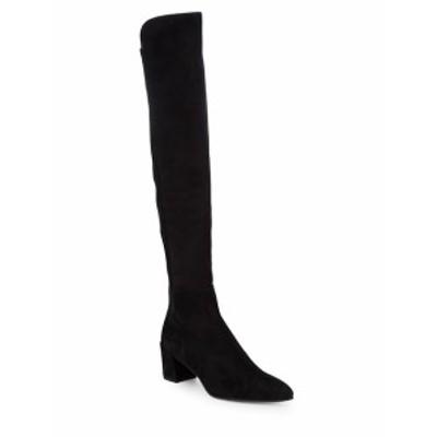 スチュアート ワイツマン レディース シューズ ブーツ Over-The-Knee Suede Boots
