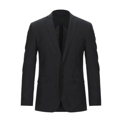 トネッロ TONELLO テーラードジャケット ブラック 48 レーヨン 64% / ポリエステル 36% テーラードジャケット