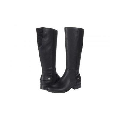 LifeStride ライフストライド レディース 女性用 シューズ 靴 ブーツ ロングブーツ X-Amy - Black
