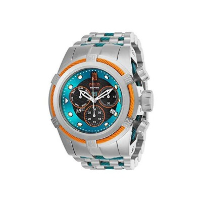 Invicta Men's Analogue Quartz Watch with Stainless Steel Strap 25307 並行輸入品