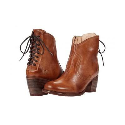 Bed Stu ベッドストゥ レディース 女性用 シューズ 靴 ブーツ アンクル ショートブーツ Xena - Tan Rustic