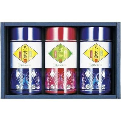 内祝い 内祝 お返し 日本茶 贈答 ギフト セット 八女茶 詰合せ JAふくおか八女 JY-100 (10)