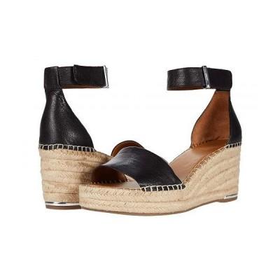 Franco Sarto フランコサルト レディース 女性用 シューズ 靴 ヒール Clemens - Black Leather