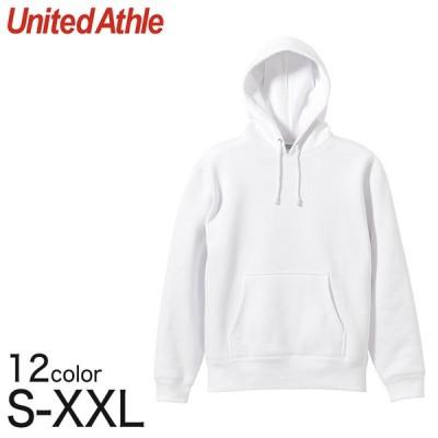 レディース 10.0オンス スウェットプルオーバーパーカ S〜XXL (United Athle レディース アウター パーカー カラー) (取寄せ)