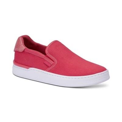 コーチ スニーカー シューズ レディース Women's Walker Slip-On Sneakers Watermelon