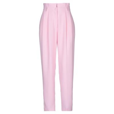 ブルーガール ブルマリン BLUGIRL BLUMARINE パンツ ピンク 40 ポリエステル 100% パンツ
