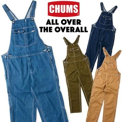 CHUMS チャムス オーバーオール All Over The Overall オールオーバー ザ オーバーオール