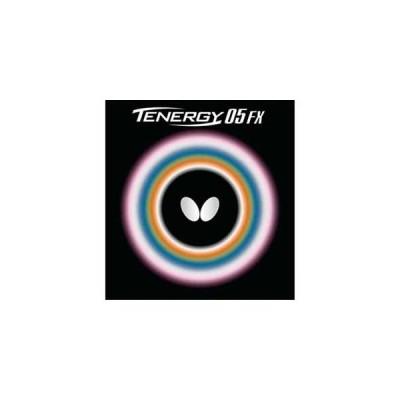 バタフライ 卓球ラバー(レッド 厚) テナジー 05 FX テナジー05FX テナジー05900 BUT-05900-006-A 返品種別A