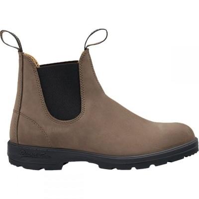 ブランドストーン Blundstone レディース ブーツ チェルシーブーツ シューズ・靴 Classic 550 Chelsea Boot Stone Nubuck