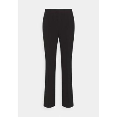 アンナフィールド レディース カジュアルパンツ ボトムス Trousers - black black