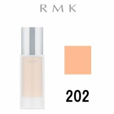 rmk ジェルクリーミィファンデーション 202 30g SPF24 PA++ リキッドファンデーション アールエムケー RMK - 定形外送料無料 -