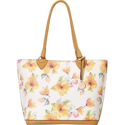 ナネット レポー Nanette Lepore レディース トートバッグ バッグ Bennie Shopper Yellow Floral