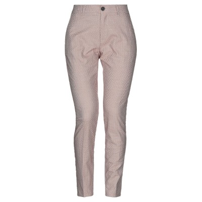 IANUX #THINKCOLORED パンツ 赤茶色 32 コットン 99% / ポリウレタン 1% パンツ