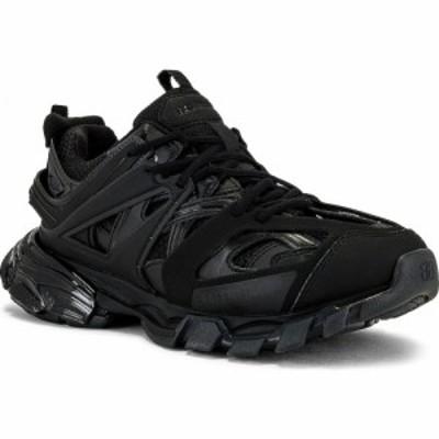バレンシアガ Balenciaga メンズ スニーカー シューズ・靴 Track Clear Sole Sneaker Black