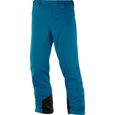 サロモン Salomon メンズ スキー・スノーボード ボトムス・パンツ Icemania Ski Pants Moroccan Blue
