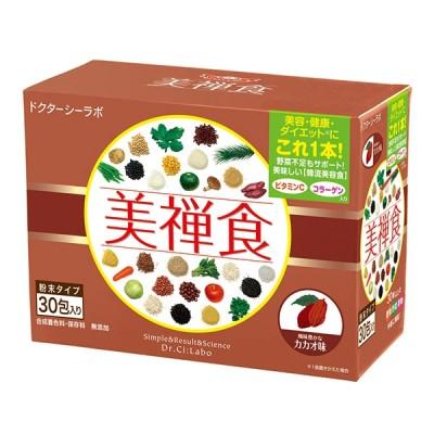 ドクターシーラボ 美禅食 カカオ味 健康食品