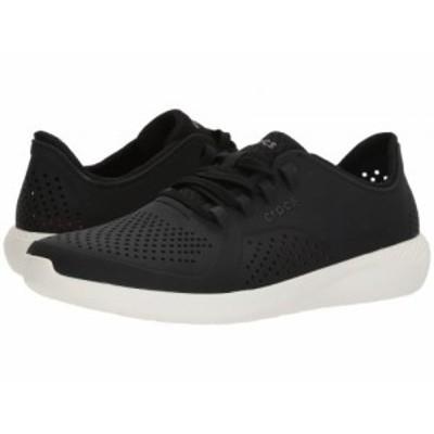 crocs クロックス メンズ 男性用 シューズ 靴 スニーカー 運動靴 LiteRide Pacer Black/White【送料無料】