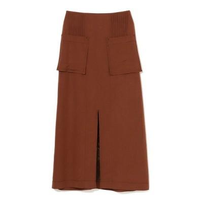 スカート RBS / ピンタック アウト ポケット スカート
