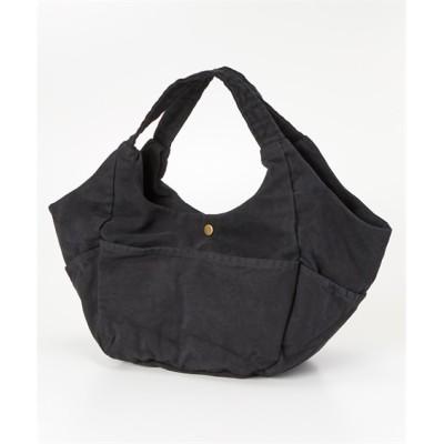 polka polka(ポルカポルカ)ウオッシュバルーントートバッグ(A4対応) トートバッグ・手提げバッグ, Bags