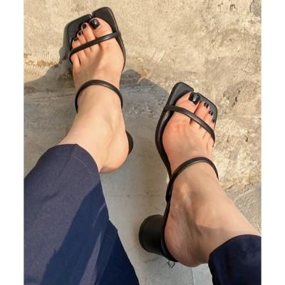 サンダル 【chuclla】Tabi-taste strap sandal sb-6 chs61