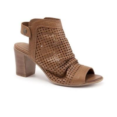 ブエノ サンダル シューズ レディース Women's Udo Dress Sandals Brown